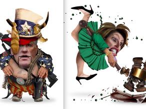 Pelosi Had No Choice But To Keep Jordan & Banks Off The Trump Coup Investigation