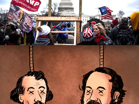 History: After The Civil War, The Traitors Were Coddled, Not Executed-- And Now Look What We Have