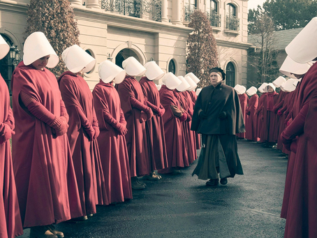 The Countdown To A Real Life American Handmaids Tale?