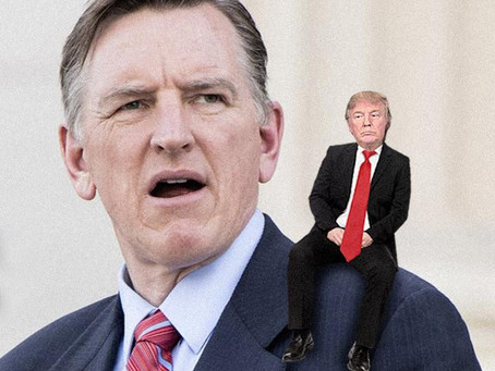 Someone You Need To Know About: Paul Gosar, Congress' Own Domestic Terrorist