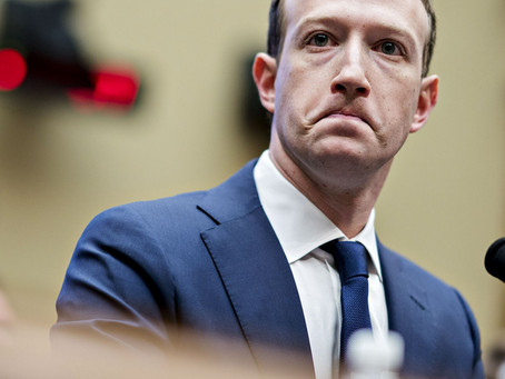 Who Would You Rather See In Prison? Trump Or Zuckerberg?