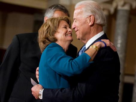 Does Biden Need Murkowski More-- Or Does Murkowski Need Biden More?