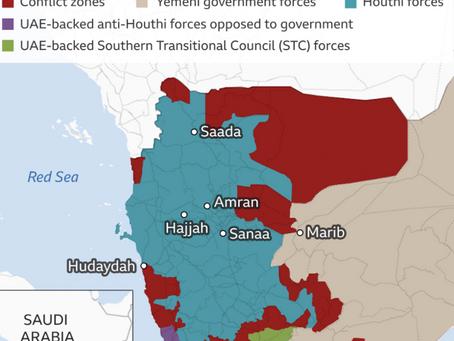 Foreign Correspondent: Battle Lines Drawn on Ending Yemen War-- Will Biden Open The Door For Peace?