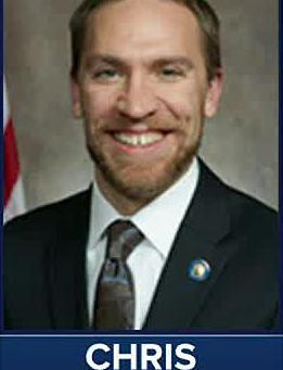 "Chris Larson-- The ""Unrig The System"" Wisconsin Democrat"