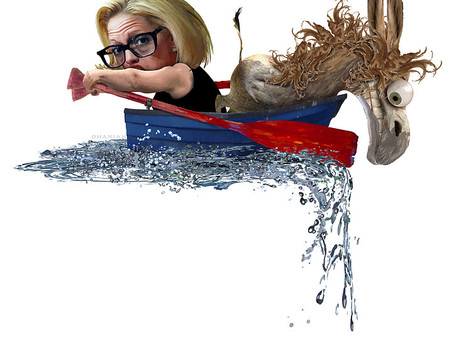 Between Manchin And Sinema... Figured Out Who's Worse?