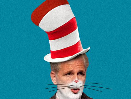 Most Americans Don't Know Who Kevin McCarthy Is-- What A Shame!