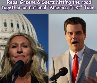 Midnight Meme Of The Day! The New Ghislaine & Jeffrey?