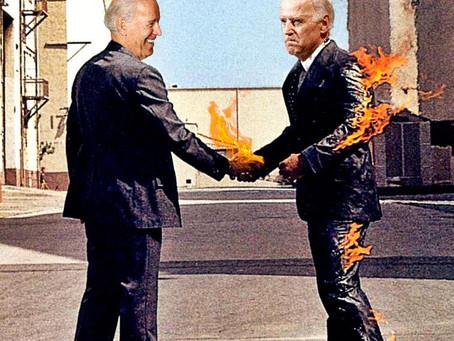 Biden-- More Progressive Than The GOP, Less Progressive Than Most Americans