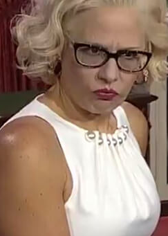 Kyrsten Sinema Wants To Be The Center Of Attention-- Even If That Means As A Detested Arch-Villain