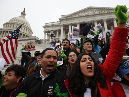 So Are Dreamers Safe Now? Not While Repressed Sadists Like McConnell & Graham Roam The Earth