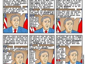Midnight Meme Of The Day! Greg Abbott, American Kim Jong-un