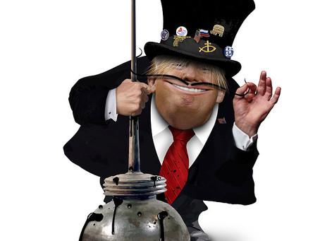 Trump-- Still The Worst Figure In The History Of U.S. Politics