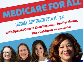 Erica Smith To Host National Medicare For All Event