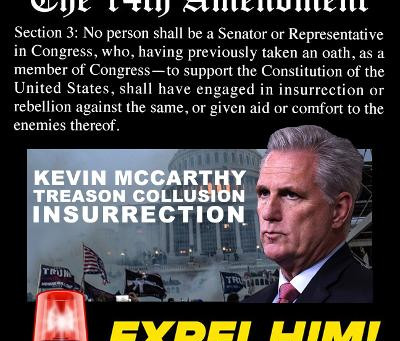 Can Kevin McCarthy Be Defeated In California Before He Becomes The Worst Speaker In History?