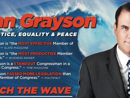 Alan Grayson vs Marco Rubio