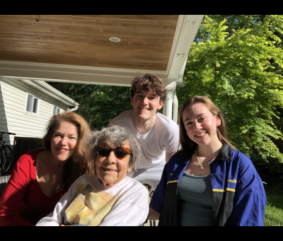 Why I Want My Mom In Congress-- Thoughts from a 20 year old Progressive