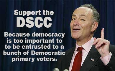 The 2022 Senate Elections Are Far Too Important To Leave To Schumer & The DSCC