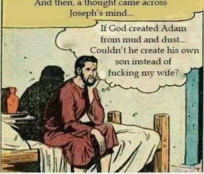 Midnight Meme Of The Day! God Sure Works In Mysterious Ways!