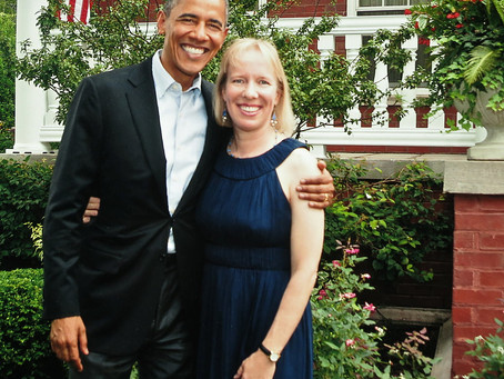 Karla Jurvetson Helped Make Kyrsten Sinema-- Will She Help Unmake Her Now?