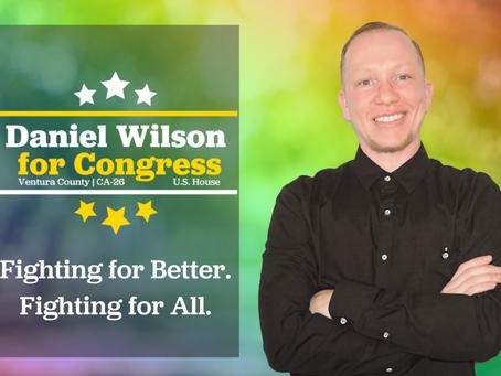 Can A Bernie Independent Win The Ventura County House Seat? Meet Daniel Wilson