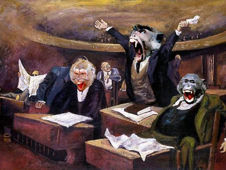 Republican Senators Are Just Hopelessly Corrupt
