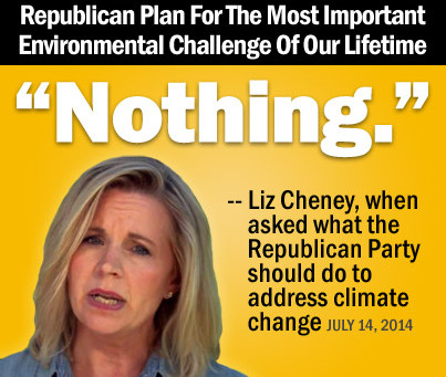 Liz Cheney Is Betting On Voters In Wyoming To Be Reasonable; She'll Lose That Bet