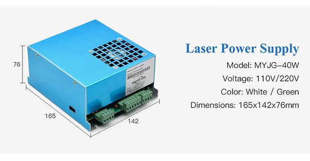 Блок питания для лазерной СО2 трубки