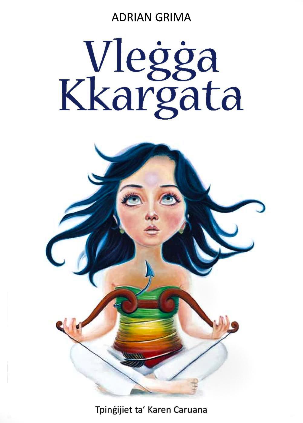 Book cover for Vleġġa Kkargata
