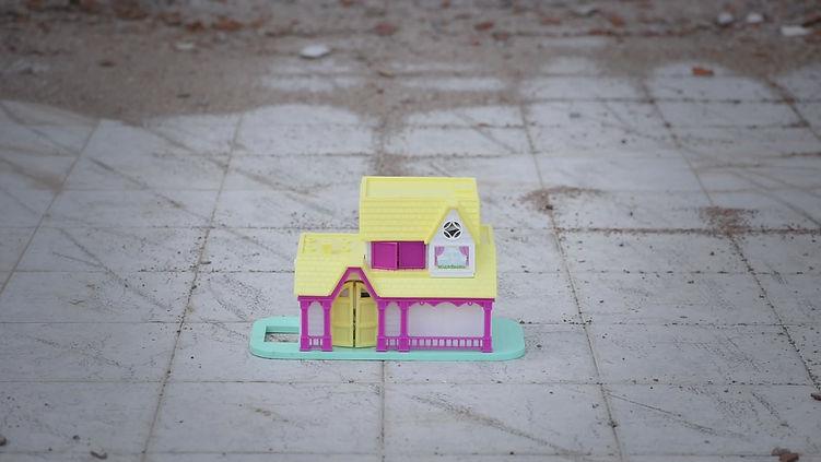 casa de boneca luisa callegari