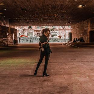 Modelo: Verona Rope and Photo: Sansa Rope
