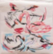 Os cisnes de Leda Luisa Callegari