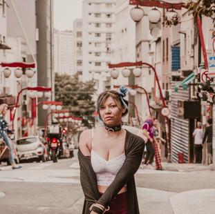 Modelo: Calim Rope and Photo: Sansa Rope