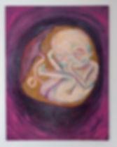 fetos útero luisa callegari
