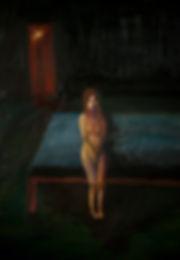 Luisa Callegari, Estupro