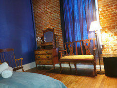 1880's flavored private room