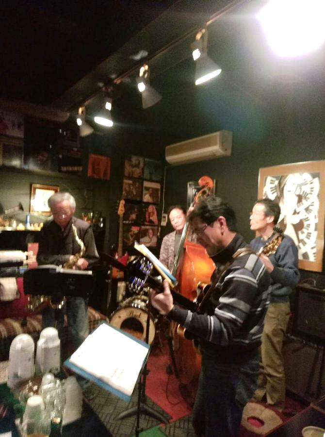 JazzLive! 3/2開催