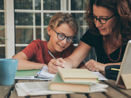 'Don't make me go!' Tips to help with the back to school blues