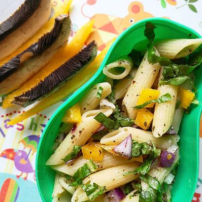 Honey Mustard Pasta Salad