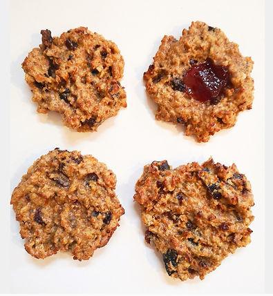Double Nut Cookies