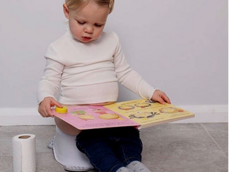 Potty Training can be Pants!