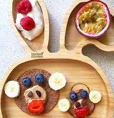 monkey pancakes