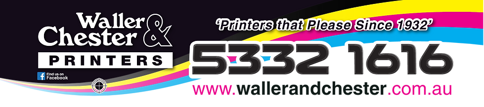 Waller & Chester Printers Ballarat