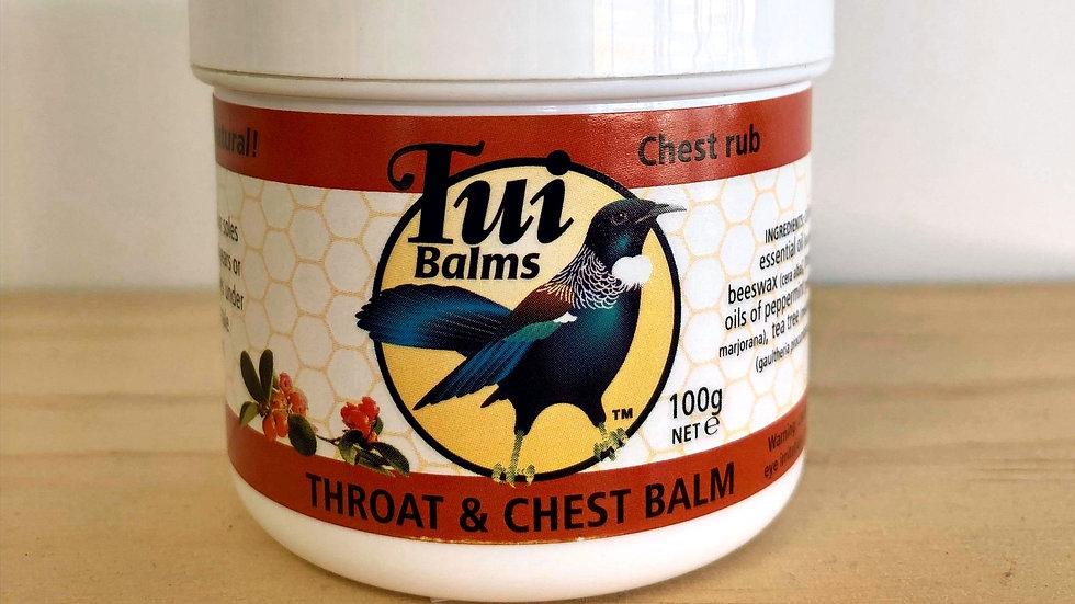 Tui Balm - Throat & Chest Balm