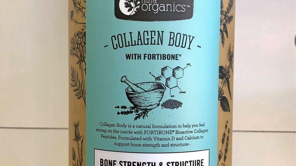 Collagen Bone Strength & Structure