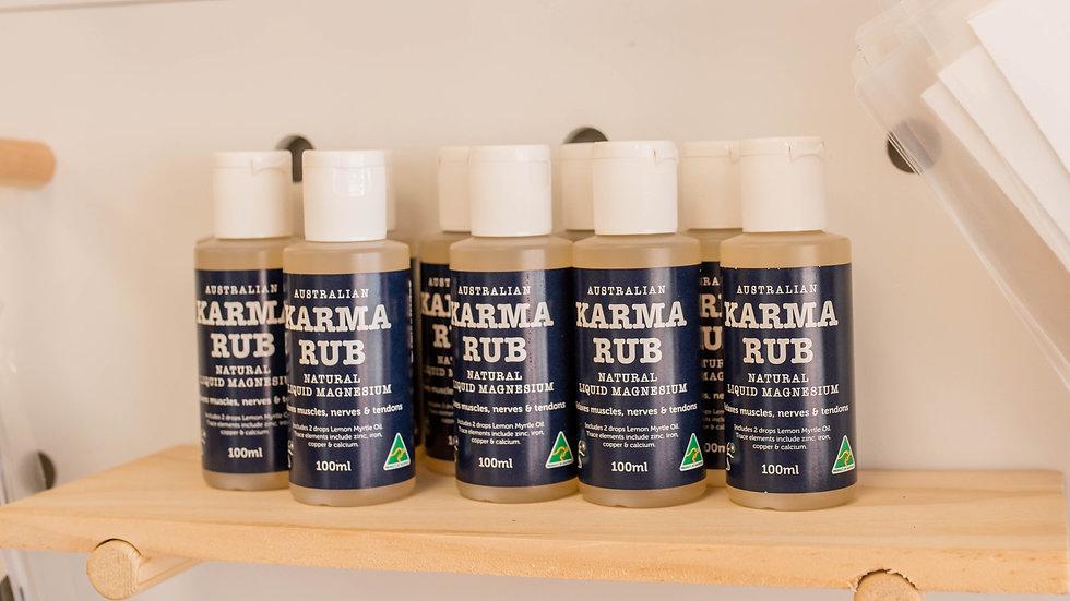 Karma Rub - Magnesium Oil