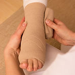 lymphadema wrapping for swelling kalgoorlie boulder