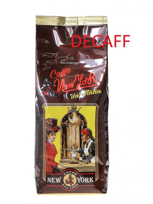 Caffe New York - Beans decaffeinated 500gr