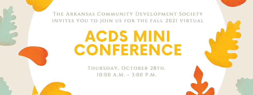 ACDS 21 Conference