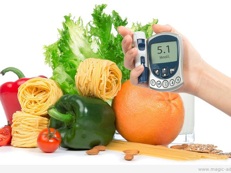 Nutrition Strategies for Managing Diabetes and Related GI Issues