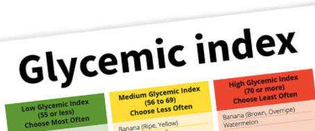 A Hidden Gem: the Glycemic Index